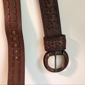 Banana Republic Brown Belt Genuine Leather
